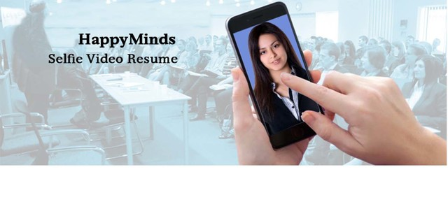 resume Video Resume selfie video resume have you tried the latest trend in cvs