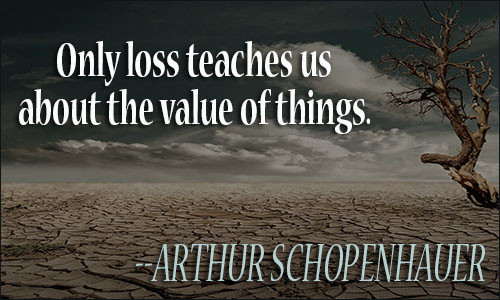 What Happens If We Value Things