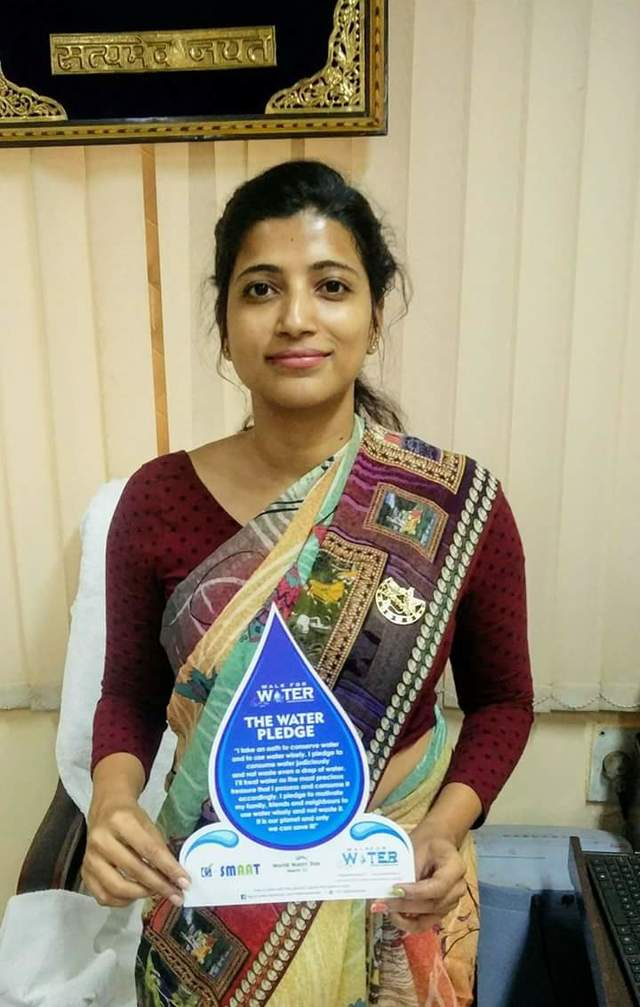 An Inspiration To Students, This is Amrapali Kata, IAS Officer